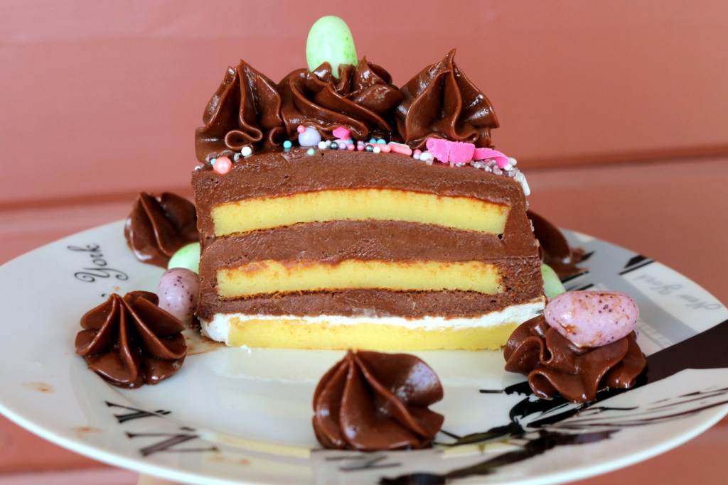 gluten free nutella chocolate cake from the best food blog 5starcookies -happy life