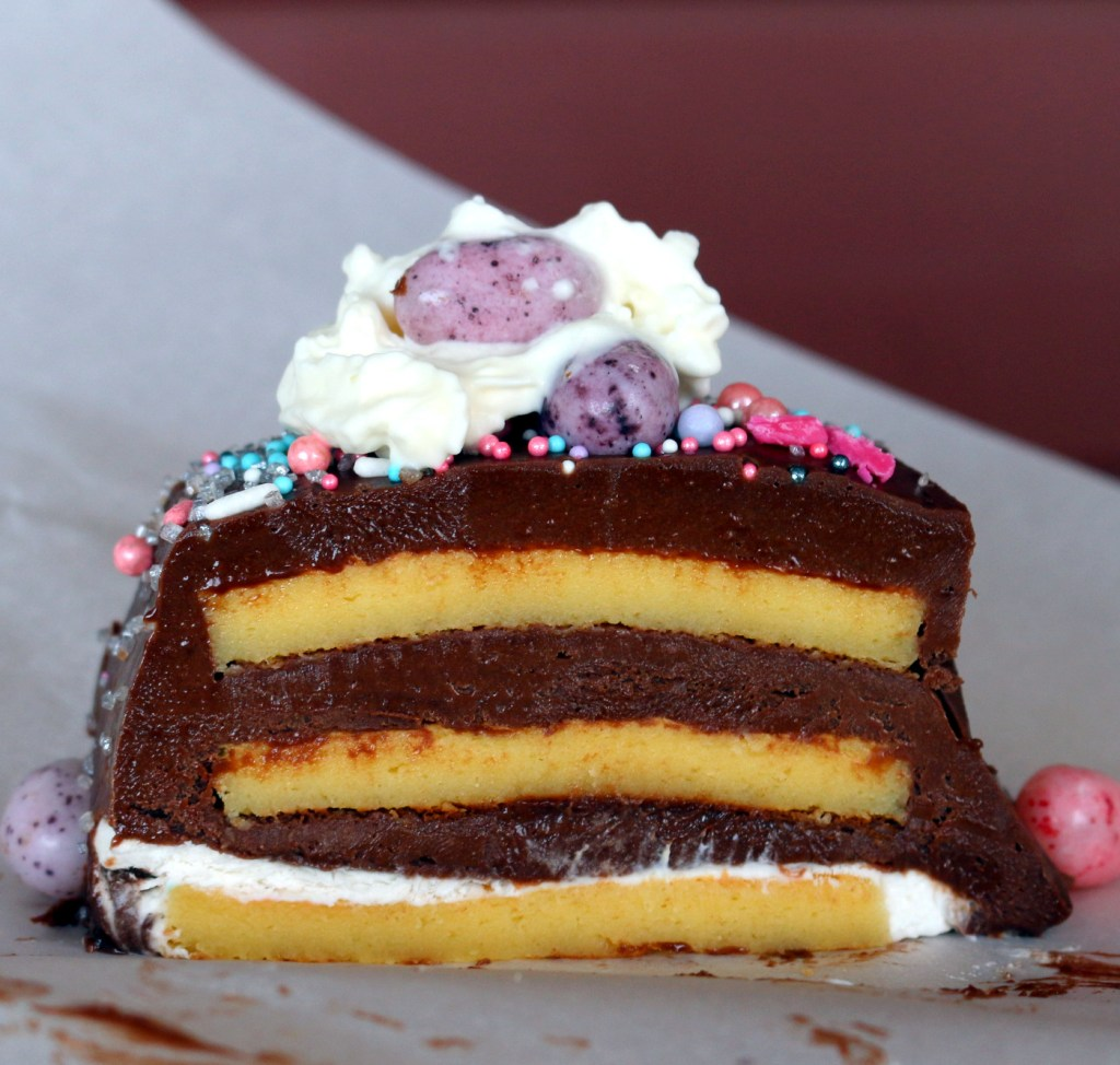 gluten free nutella chocolate torte from the best food blog 5starcookies -happy life and Nutella