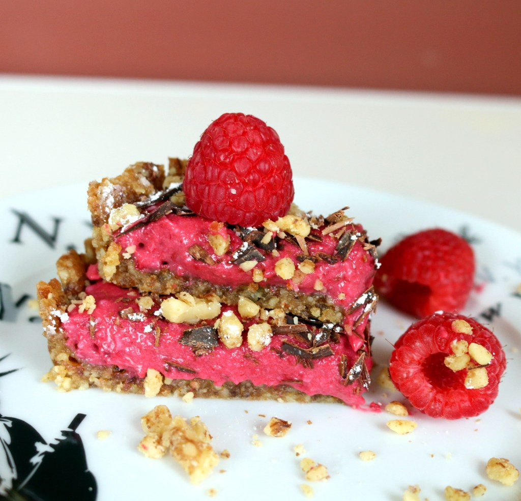 raspberry vegan tarts from the best food blog 5starcookies-5 star vegan recipe that is sugar free