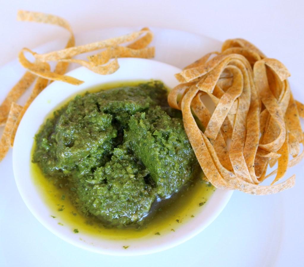 The best kale pesto-how to make healthy kale pesto