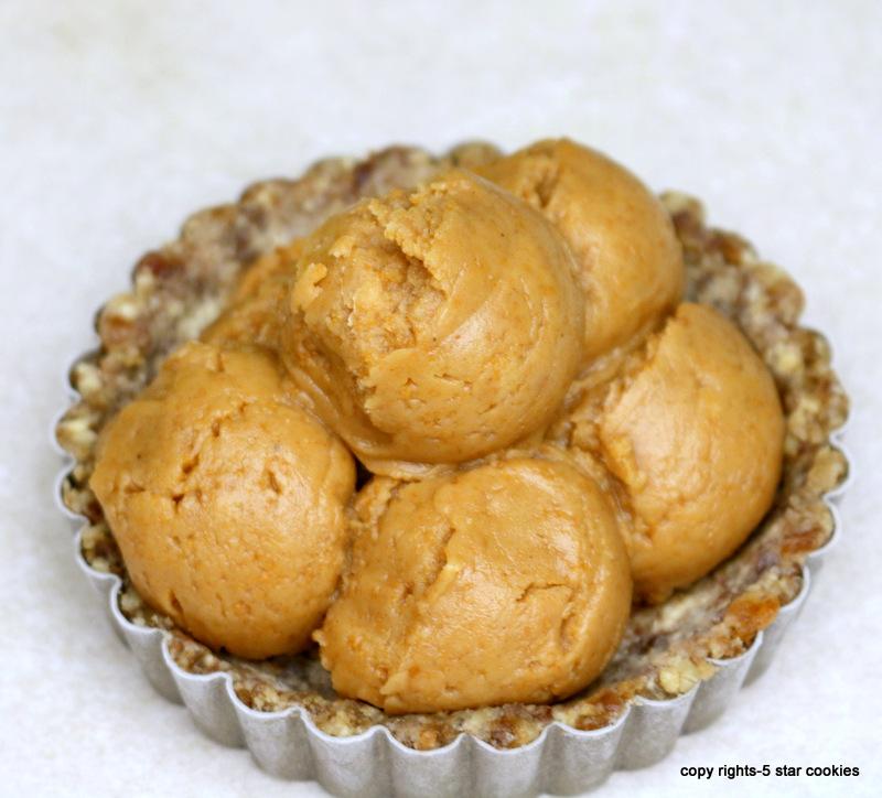 Chocolate Peanuts Walnuts Triumph-how to make walnut base