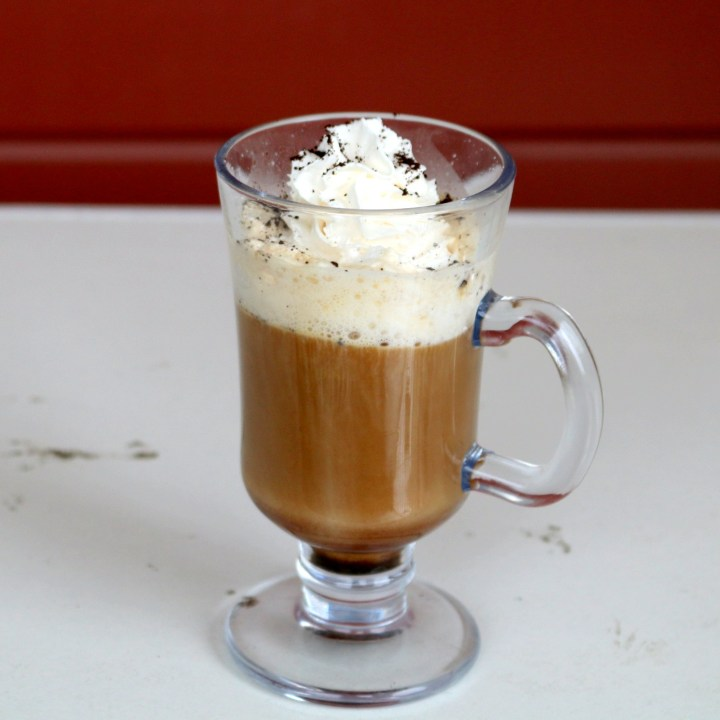 Spanish Nutella Coffee
