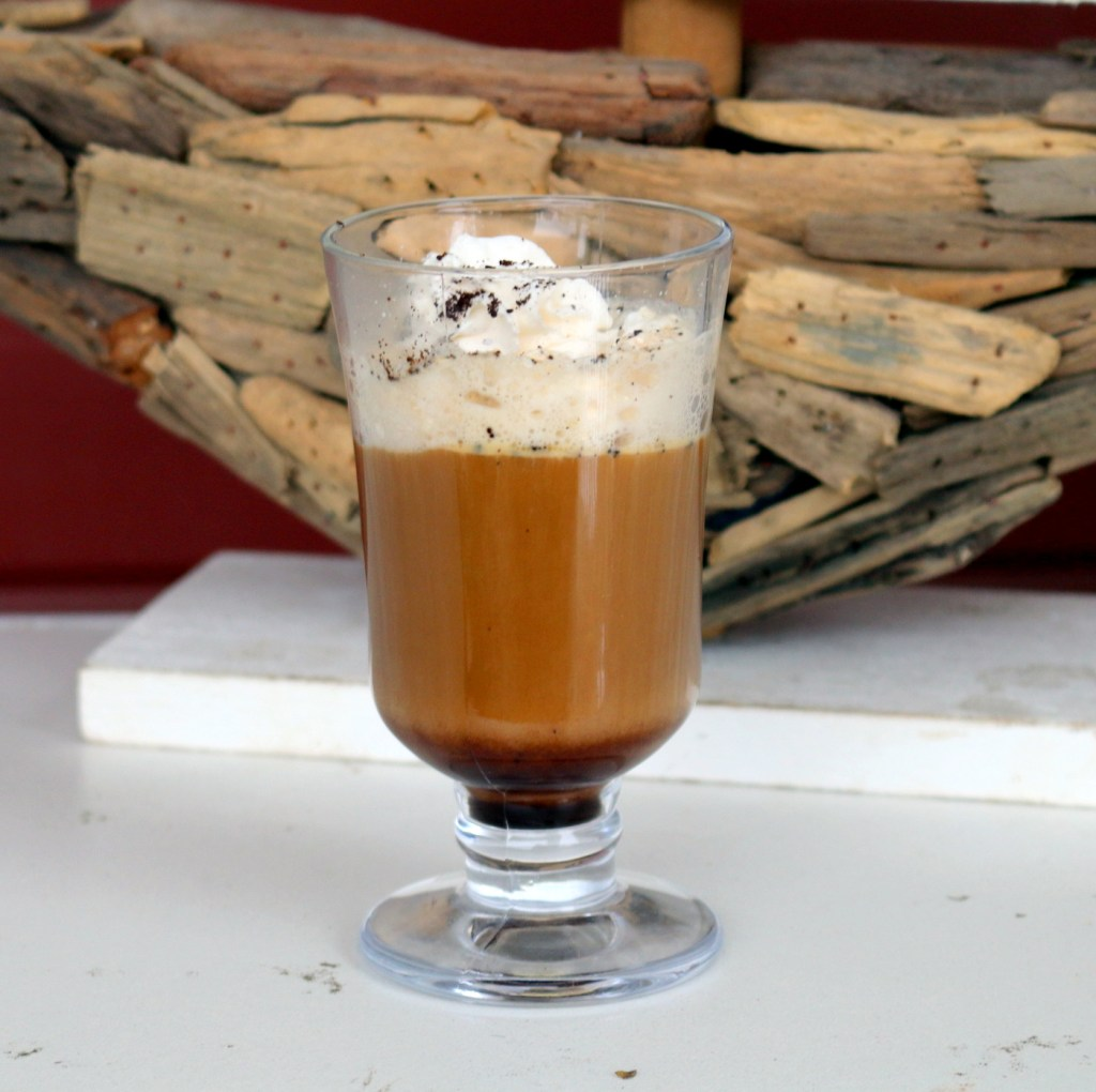 Spanish Nutella coffee from the best food blog 5starcookies-Enjoy and share the best recipe from 5starcookies