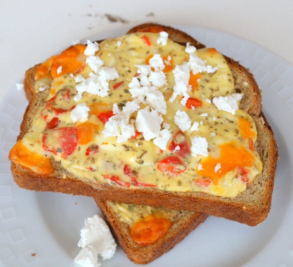 Enjoy and share this amazing recipe called Oven Hot Cheese Sandwich