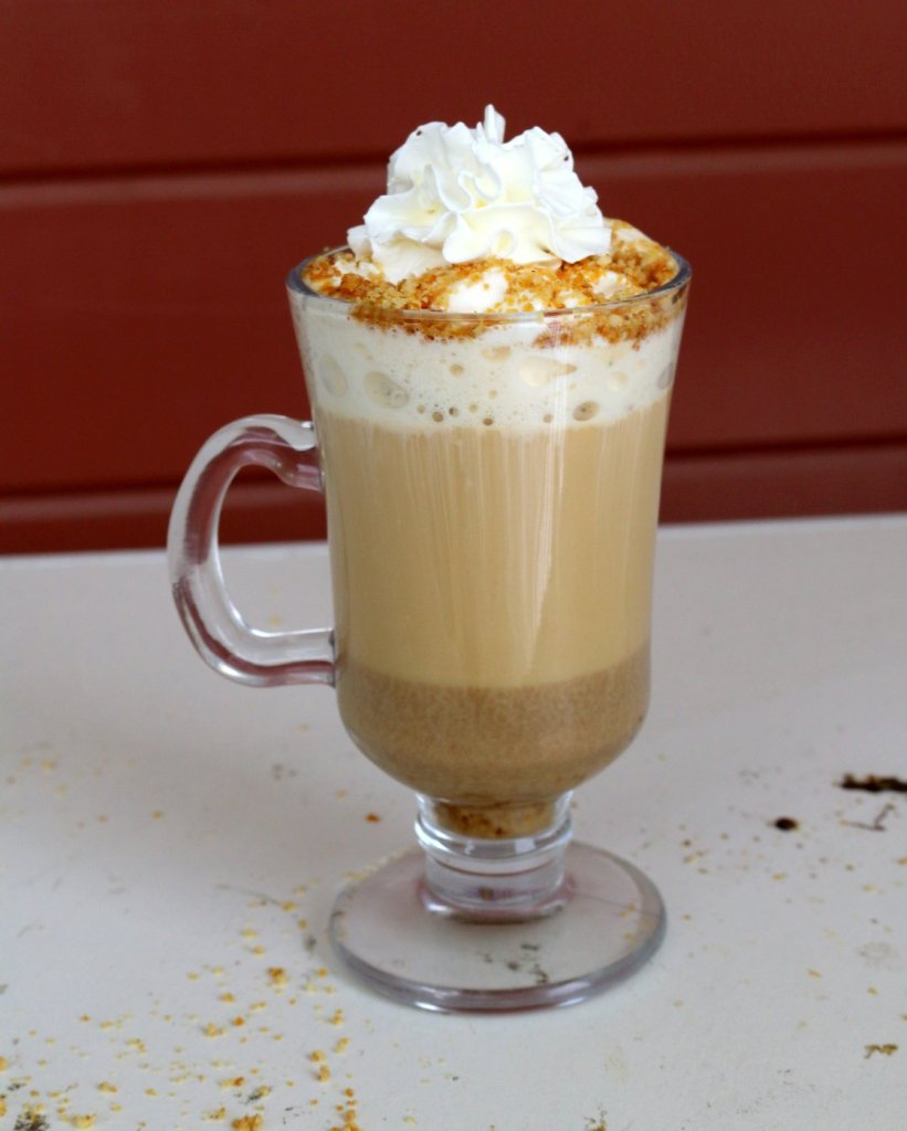 homemade chestnut praline latte is 5 star recipe from 5starcookies