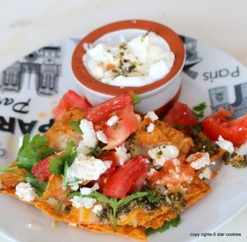 the best diet nachos-the best Sunday food