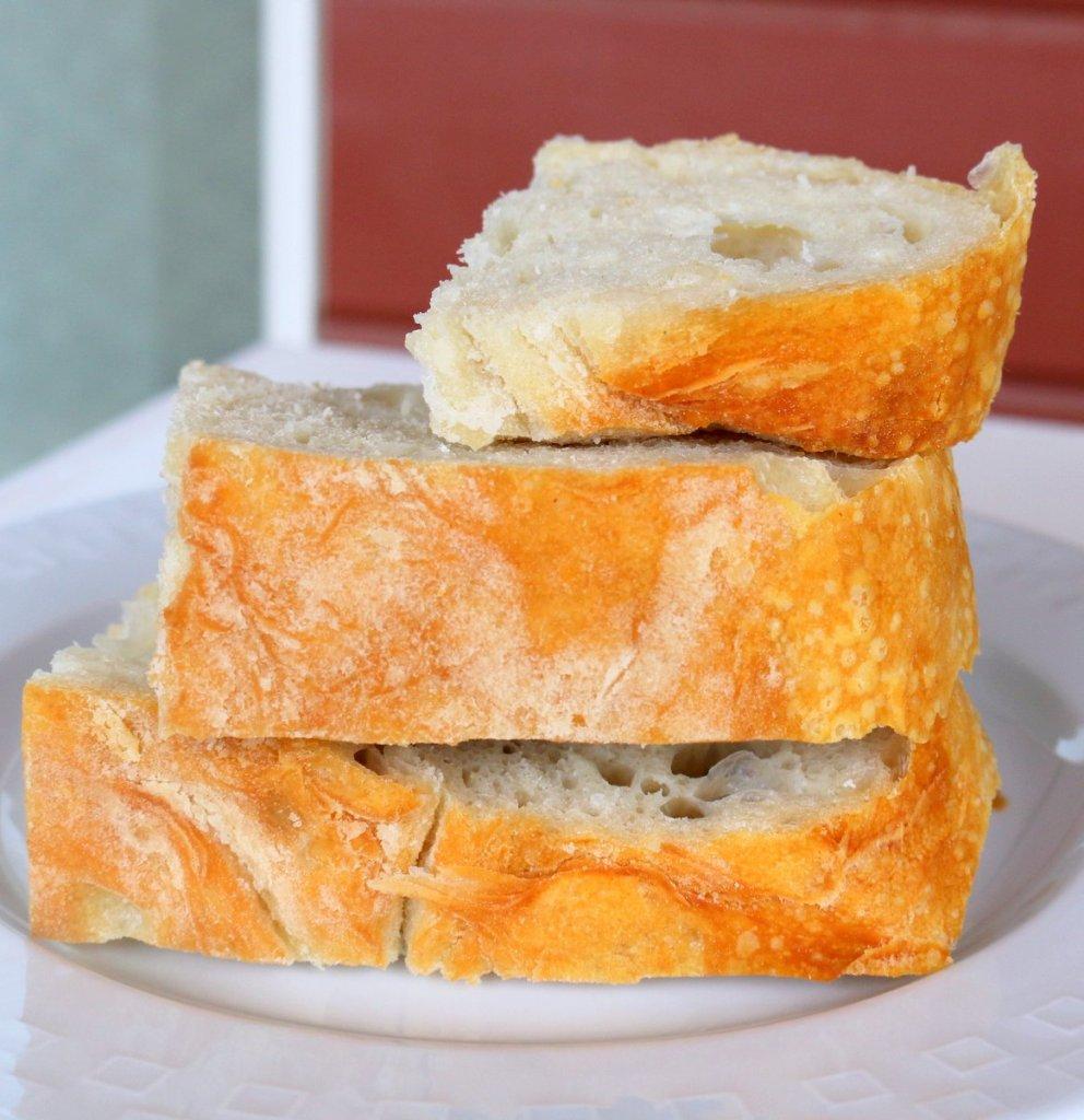 bake easy no knead bread recipe at 450