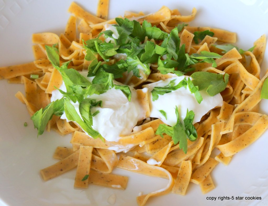 Pasta One Ingredient Recipe