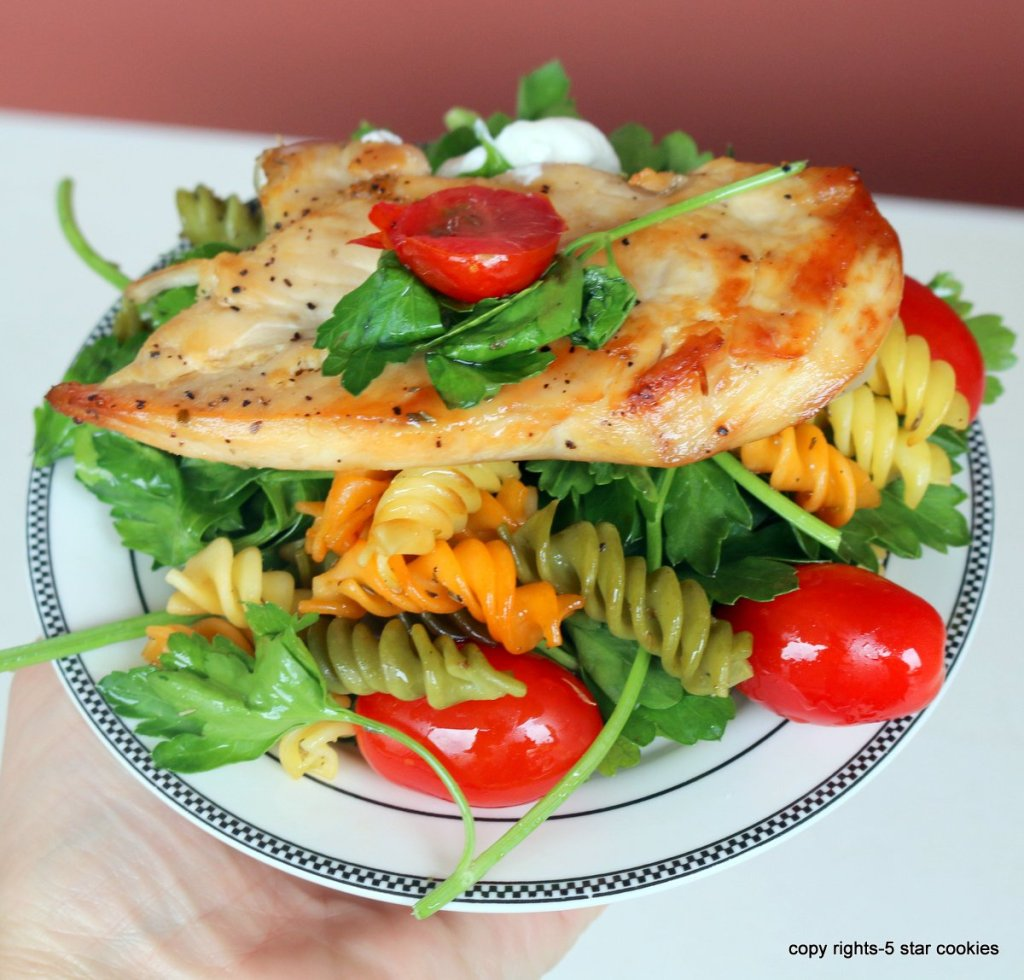 easy baked chicken pasta in oven is the best chicken recipe