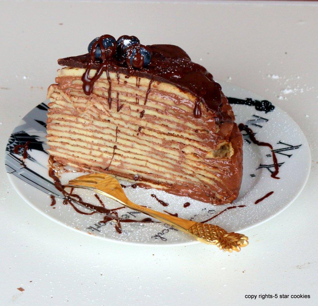 Mille Cake