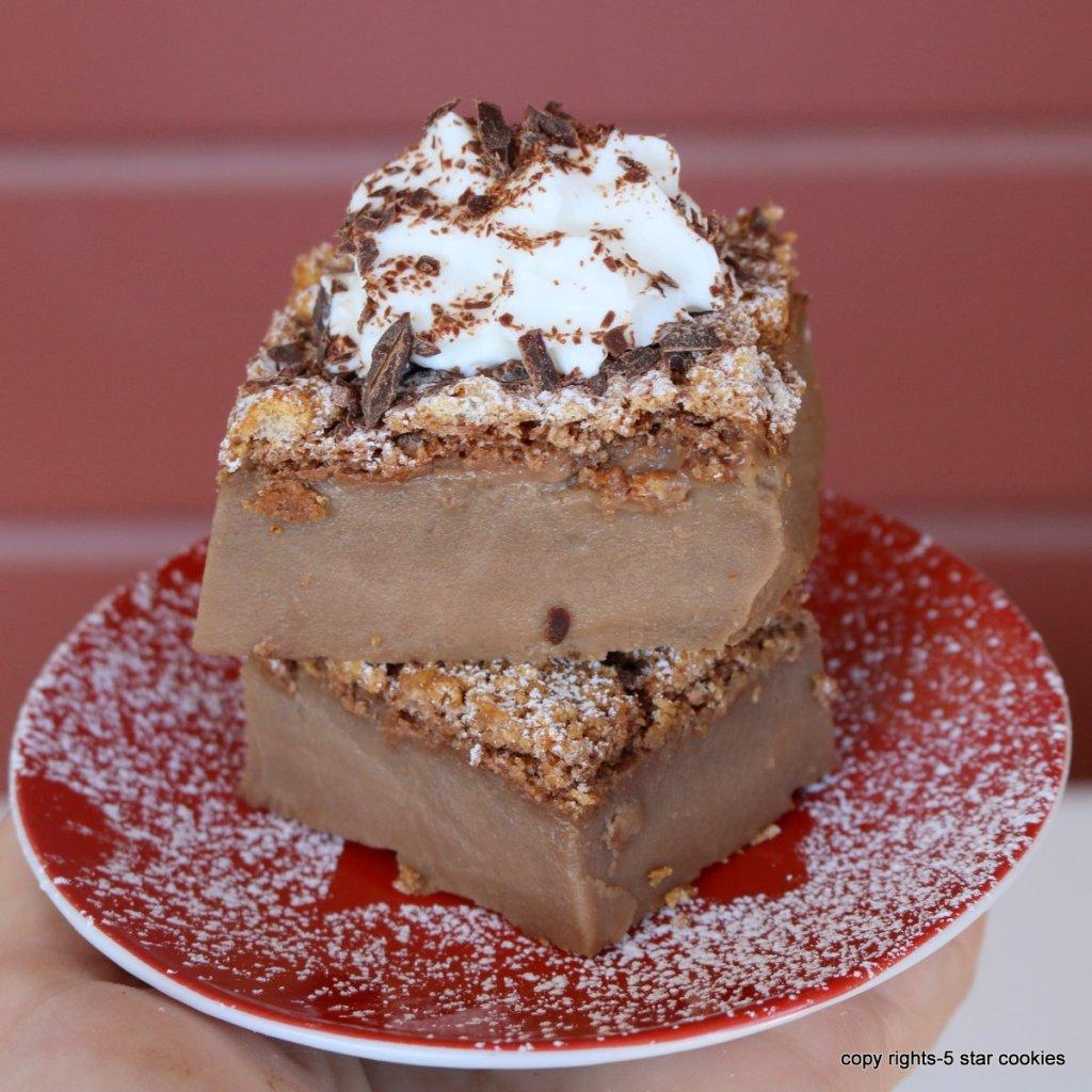 Milo Chocolate Cake