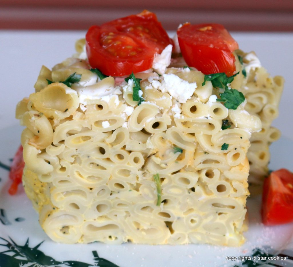 Italy Pasta Torte