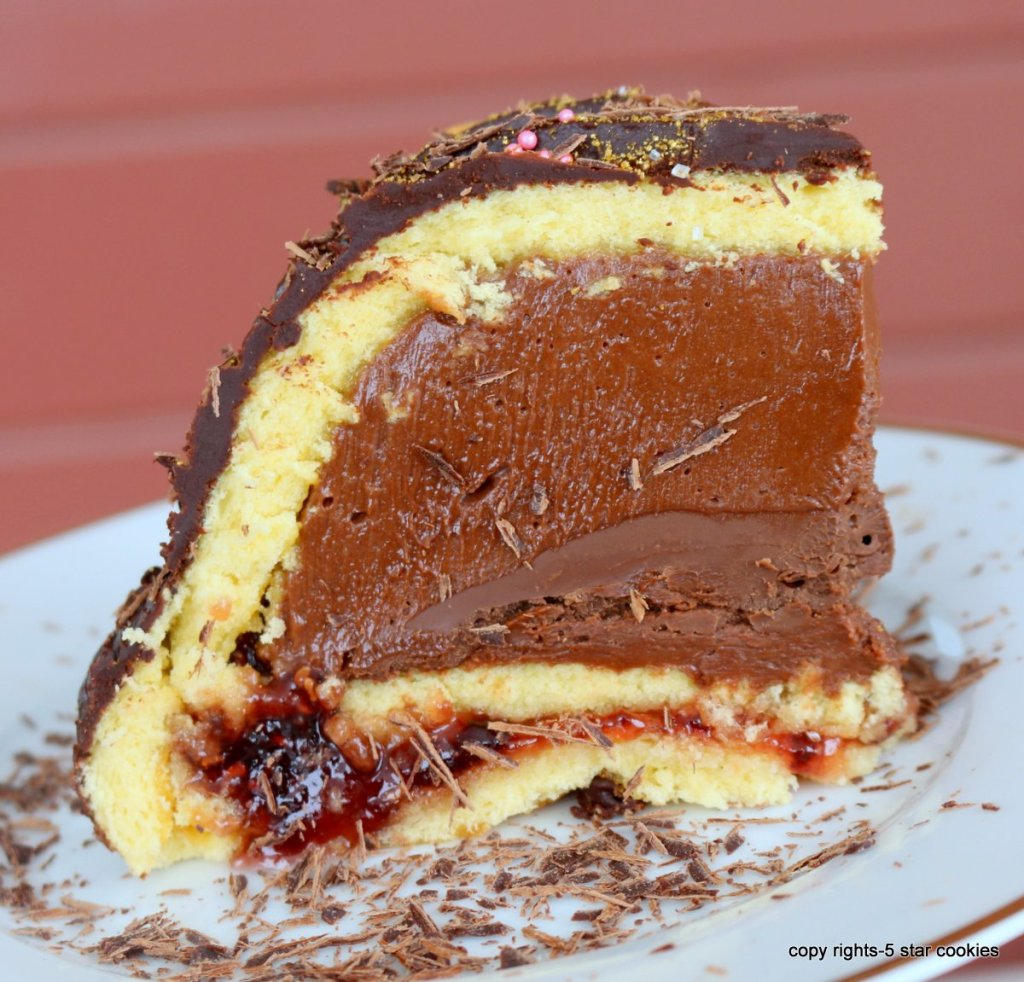 Easy Nutella cake