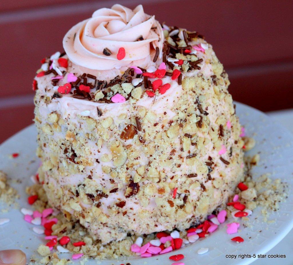 the best ferrero cake