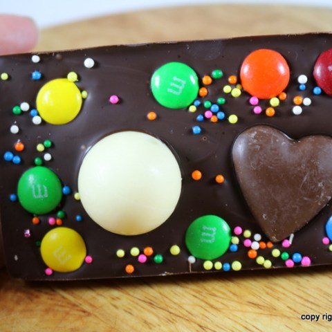 Valentine's Love Chocolate