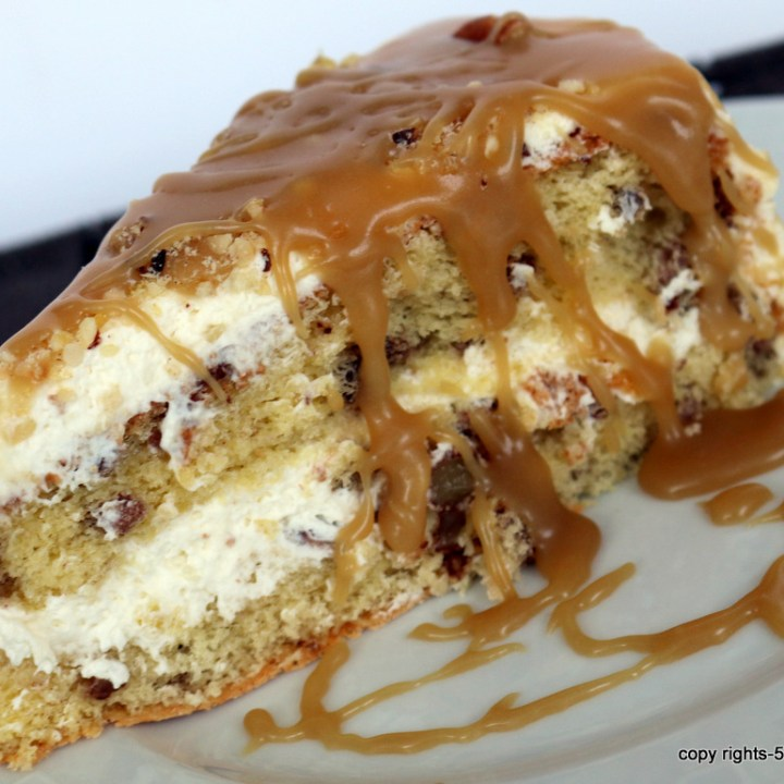 Shmoo Torte - a gooey torte with a mysterious past