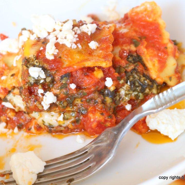 easy lazy lasagna recipe