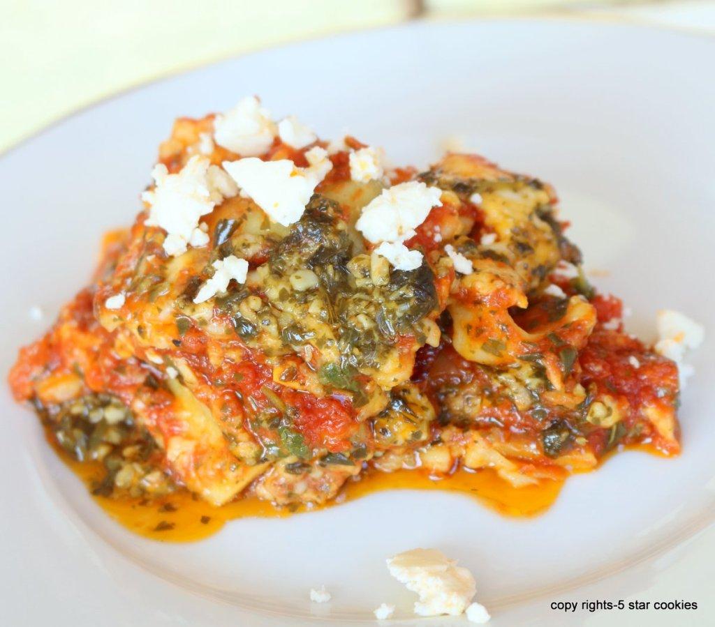 lazy lasagna recipe