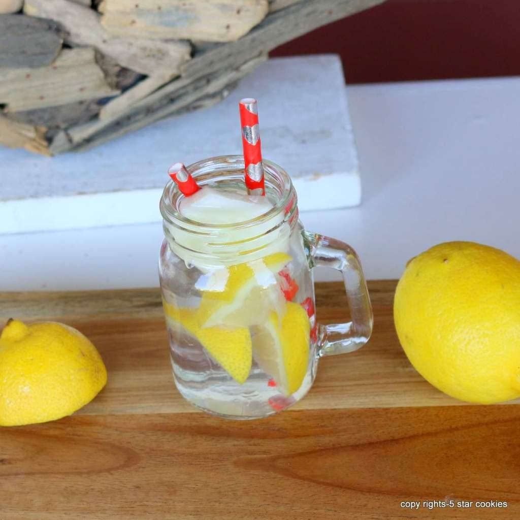 Homemade Alkaline Water