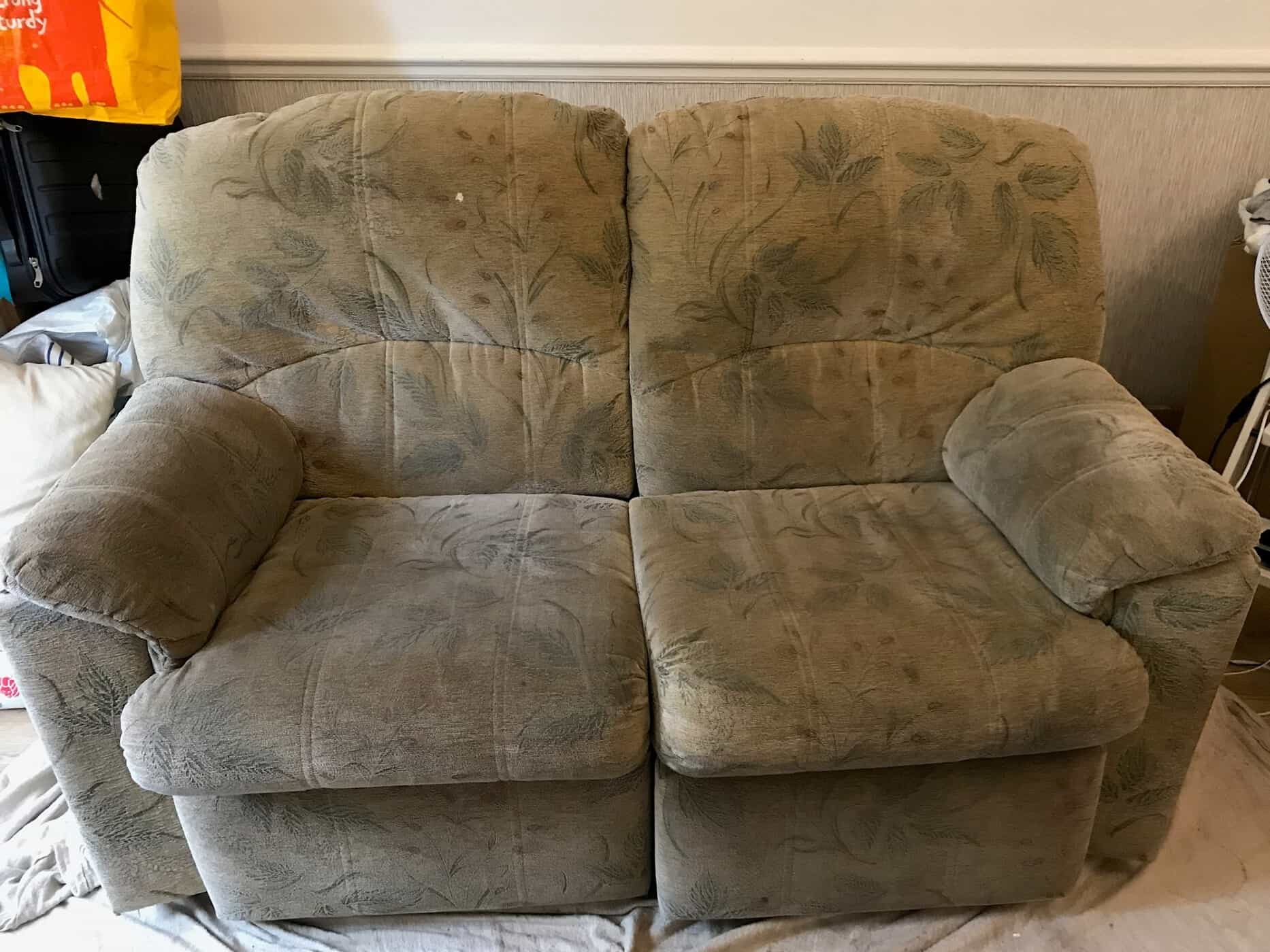 sofa upholstery kent what is the difference between couch and davenport local professional cleaning service company in