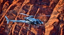 Grand Canyon Helicopter And Valley Of Fire Champagne