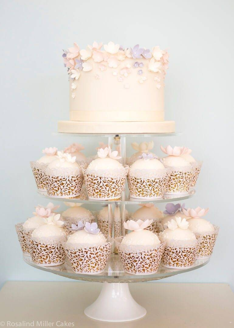 Wedding Cake by Rosalind Miller