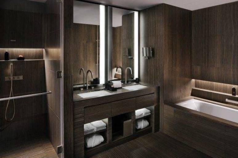 Armani Dubai Bathroom