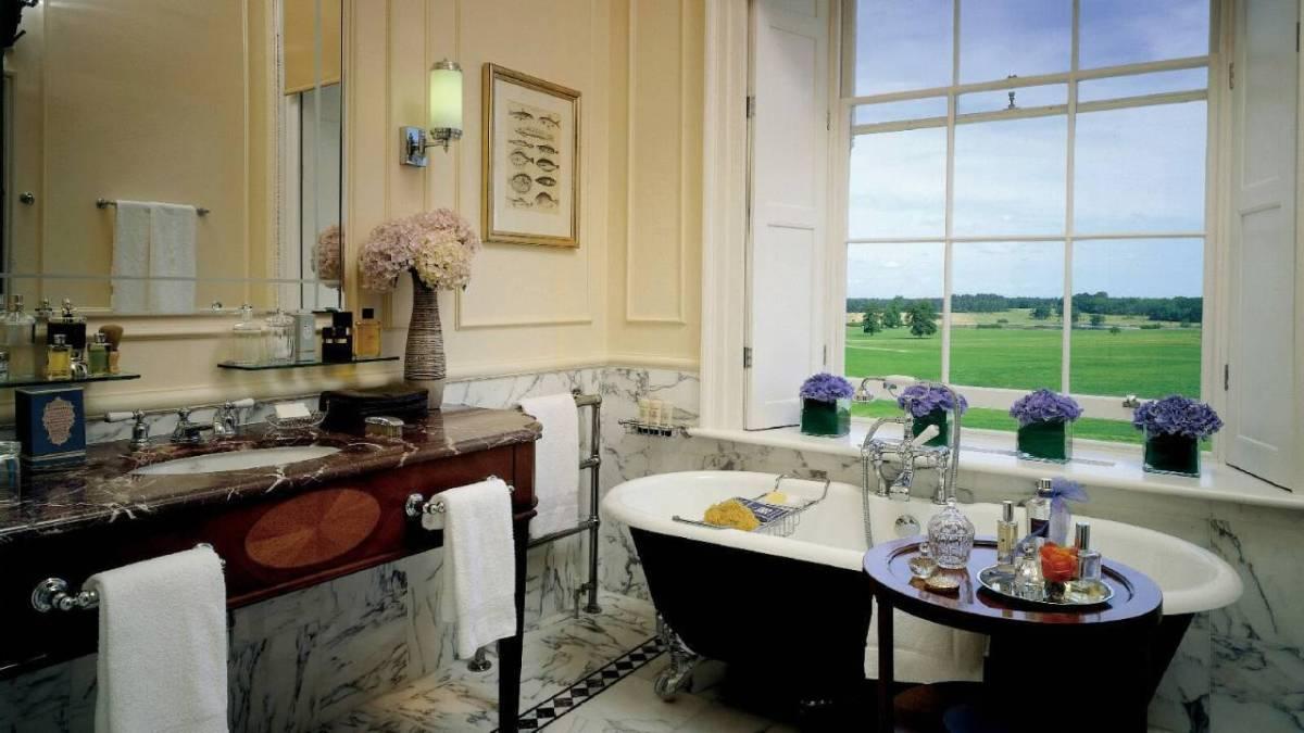 Four Seasons Hampshire Bathroom