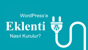 Wordpress eklenti kurulumu kapağı