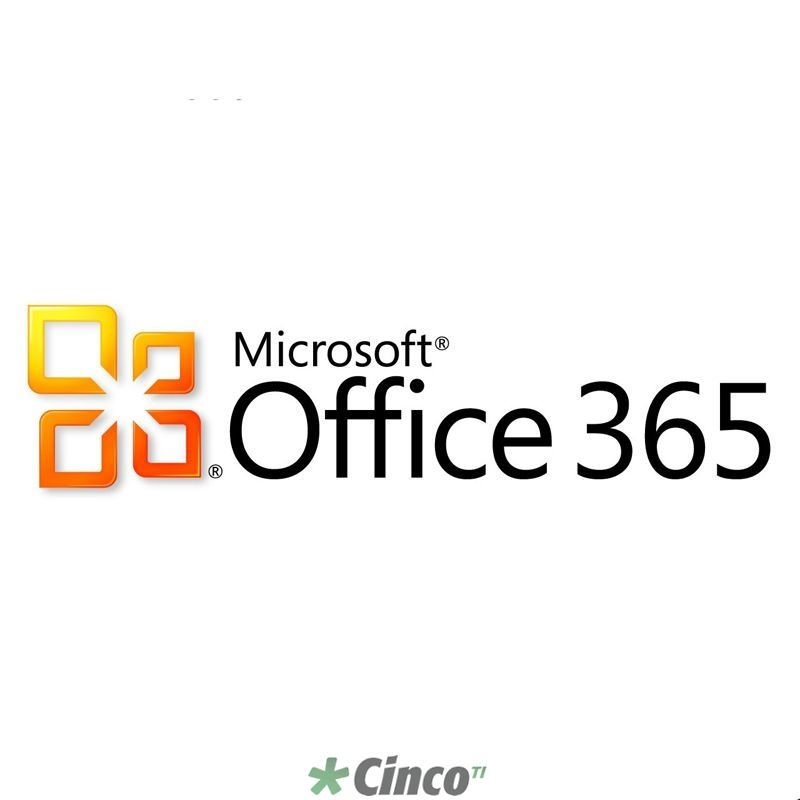 Licença Anual Office 365 Pro Plus Open