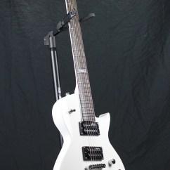 Esp Ltd Ec 50 Wiring Diagram Mk4 Jetta Headlight Switch Snow White Sample Prototype Electric Guitar