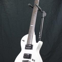 Esp Ltd Ec 50 Wiring Diagram Automotive Symbol Meanings Snow White Sample Prototype Electric Guitar