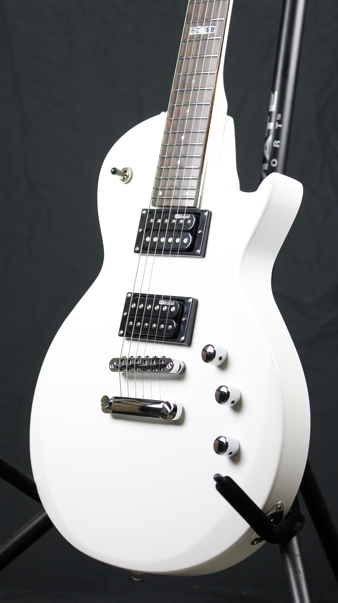 esp ltd ec 50 wiring diagram 2 pin flasher relay snow white sample prototype electric guitar