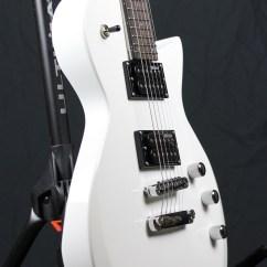 Esp Ltd Ec 50 Wiring Diagram 6 Way Flat Trailer Plug Snow White Sample Prototype Electric Guitar