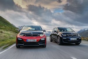 Los nuevos BMW i3 i3s