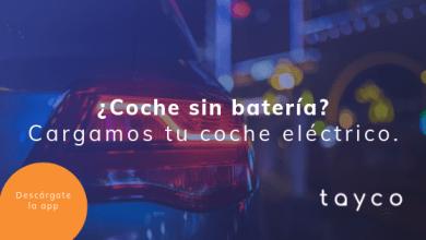 Photo of Llega Tayco – Carga tu coche cuando y donde quieras