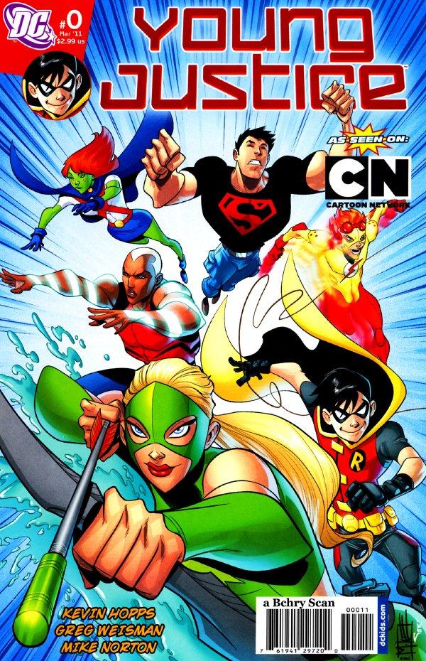《少年正義聯盟》(Young Justice)[更新第1期連載中][KevinHopps&GregWeisman&MikeNorton][漫畫]DC全彩英文版[壓縮包] BT下載 ...