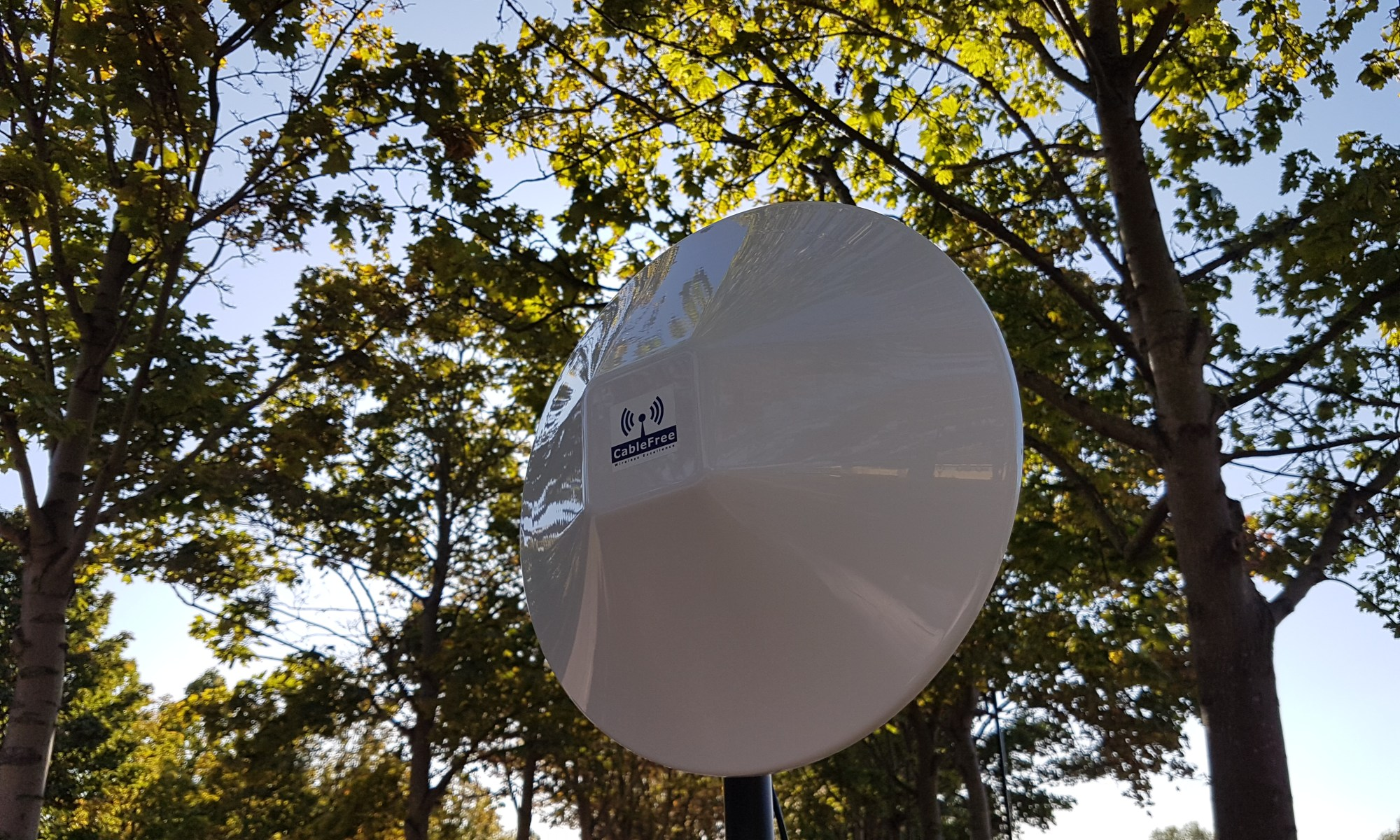 CableFree V-Band 60GHz Radio Point to Point P2P