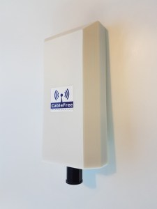 CableFree 60GHz V-Band Compact CPE Radio