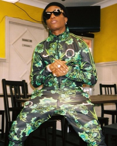 Wizkid Joins The Top List Of Highest Paid Artiste In The World || See Details