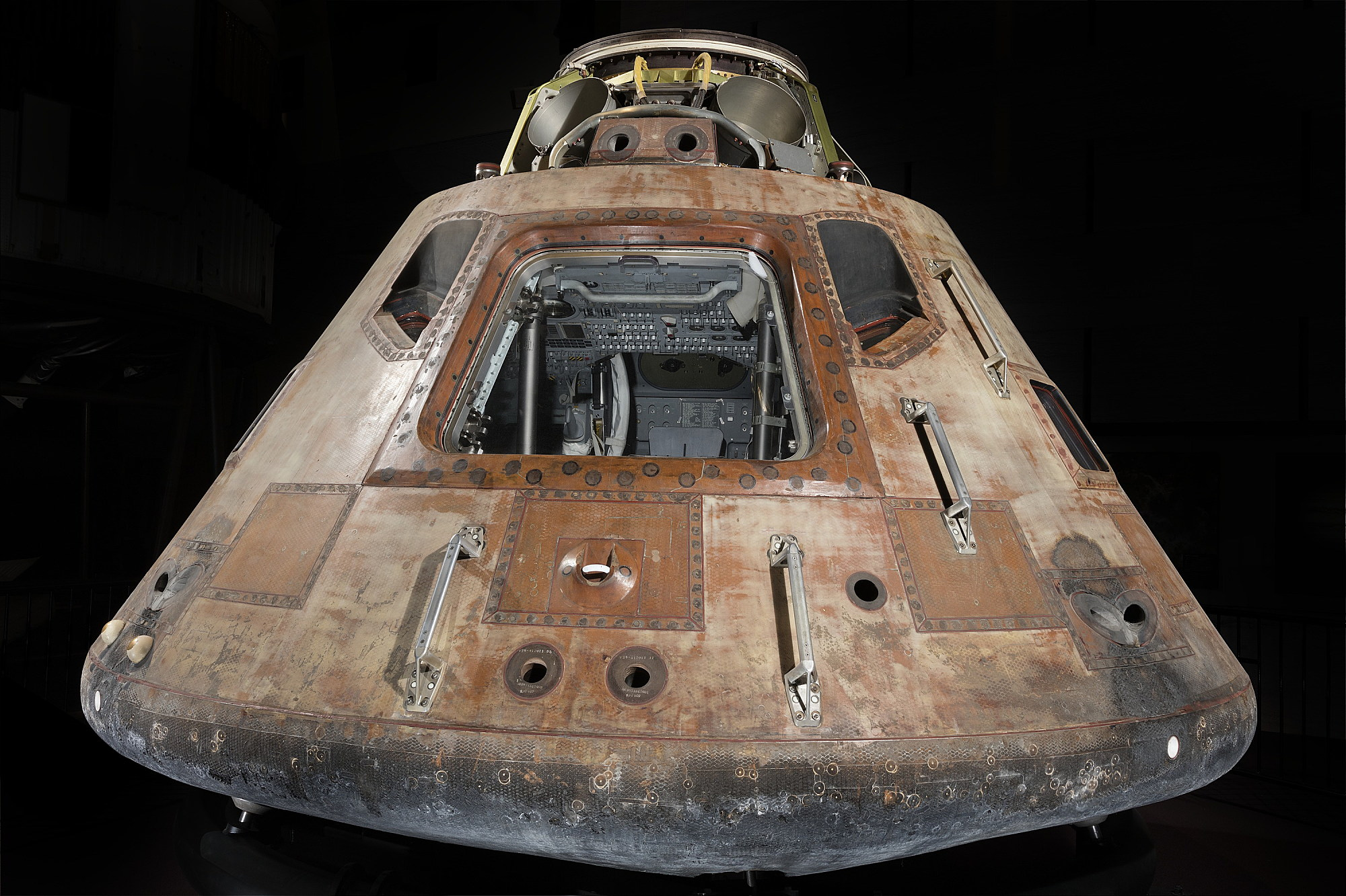 Apollo 11 capsule to go on road trip including a stop in