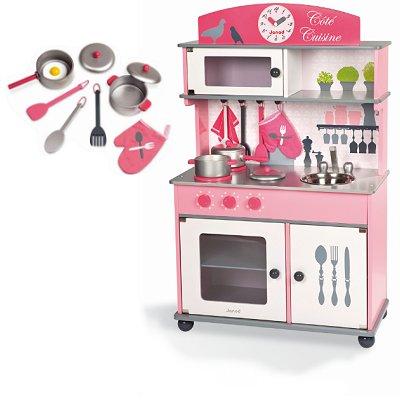 cuisine en bois jouet alinea