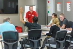 Interested in teaching first aid? Become a Canadian Red Cross certified First Aid Instructor! Visit 62degreesnorth.ca to learn more about training and certification.