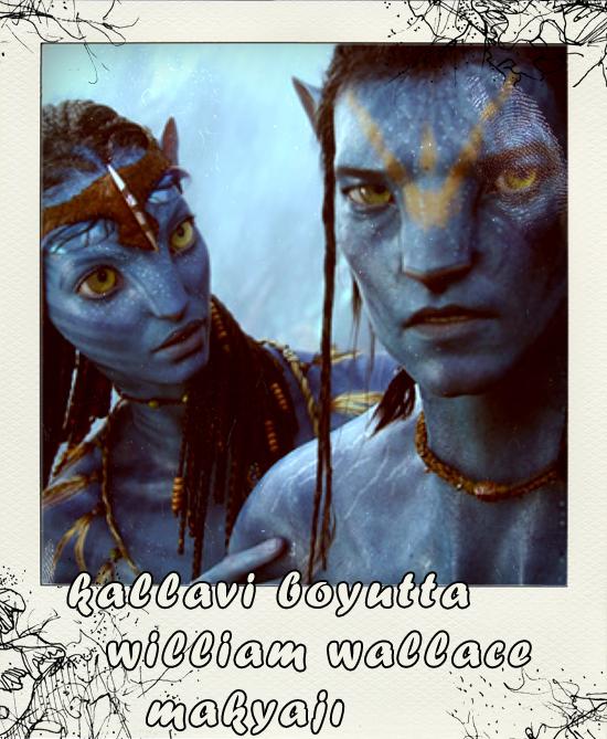 mavi karakterleri bi' türlü içselleştiremedim yahu.