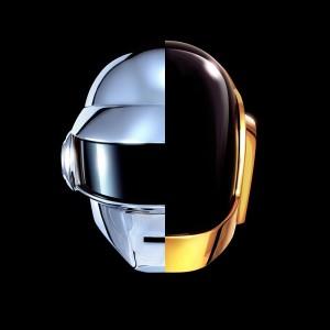 Les casques des Daft Punk