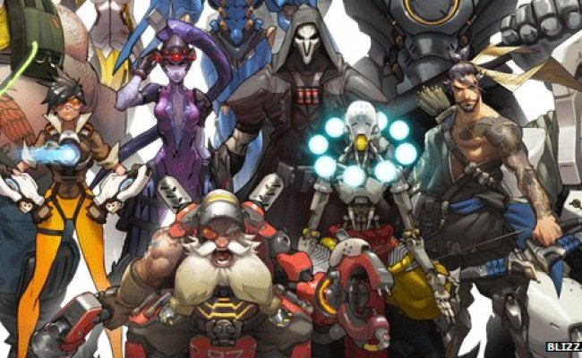 Overwatch Shooter Game To Be Released By Blizzard