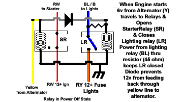 650 Rider > > xs650 > > Motorcycle Systems > > Electrical