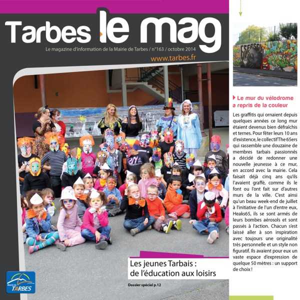 Tarbes Le Mag Oct 2014