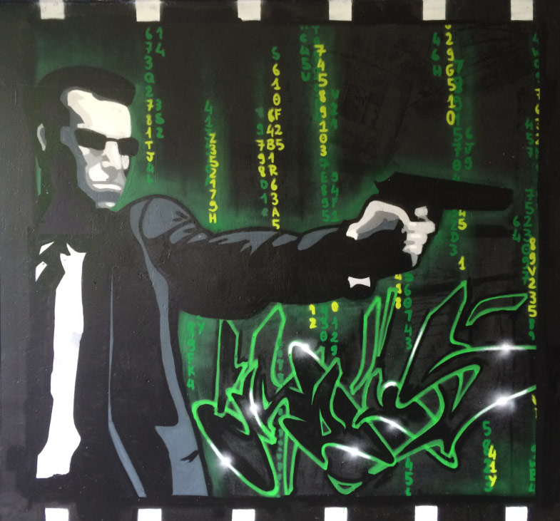 Matrix par Jadis