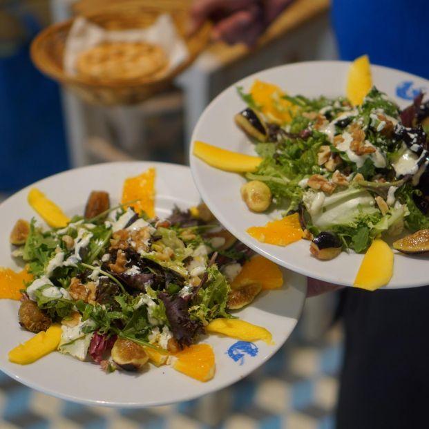 Tres restaurantes de cocina griega en Madrid